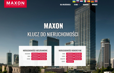 Maxon Nieruchomości Sp. z o.o.